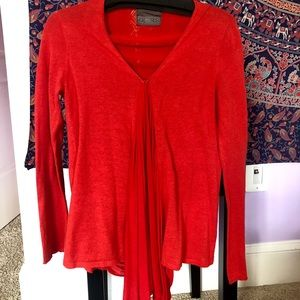 Unique design, Anthropologie light weight sweater